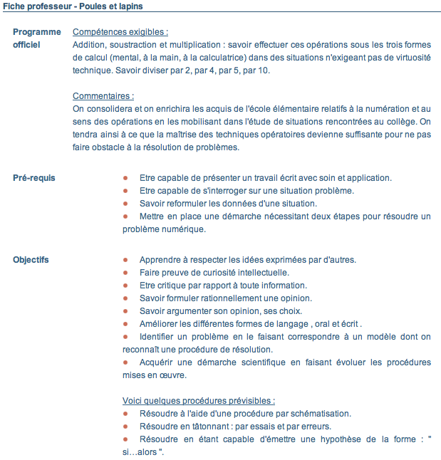 resume format  cv enseignant math u00e9matiques
